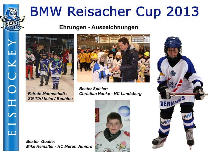 eishockey f rderverein landsberg bmw reisacher cup 2013. Black Bedroom Furniture Sets. Home Design Ideas